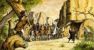 علی بابا و چهل دزد بغداد