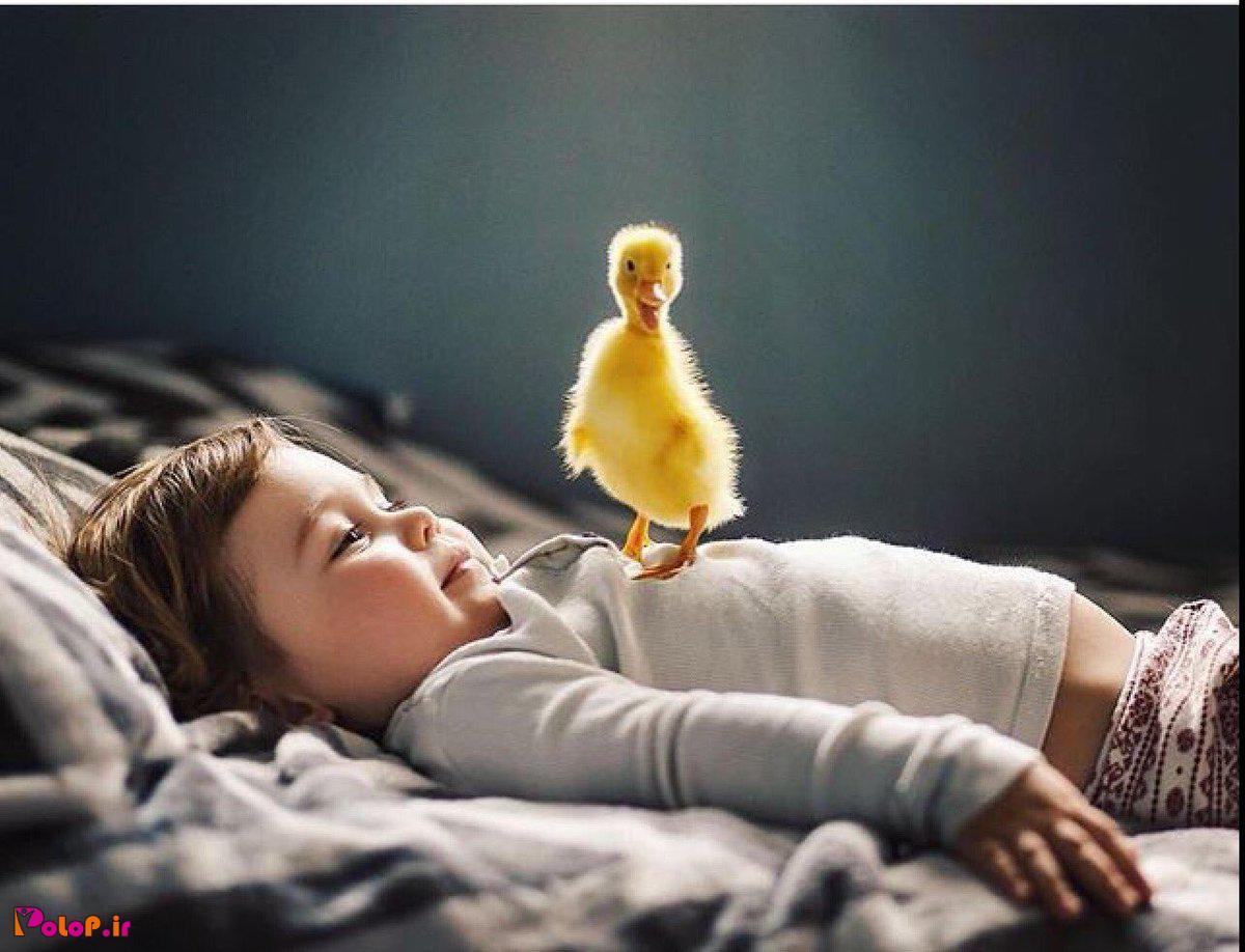 چرا تموم شد دلخوشی های ساده ی کودکانمون؟