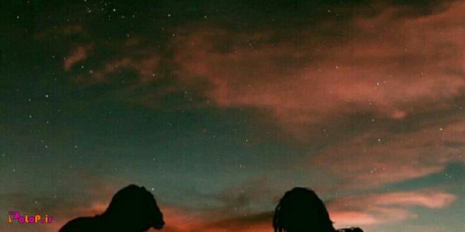 شب یعنی سکوت