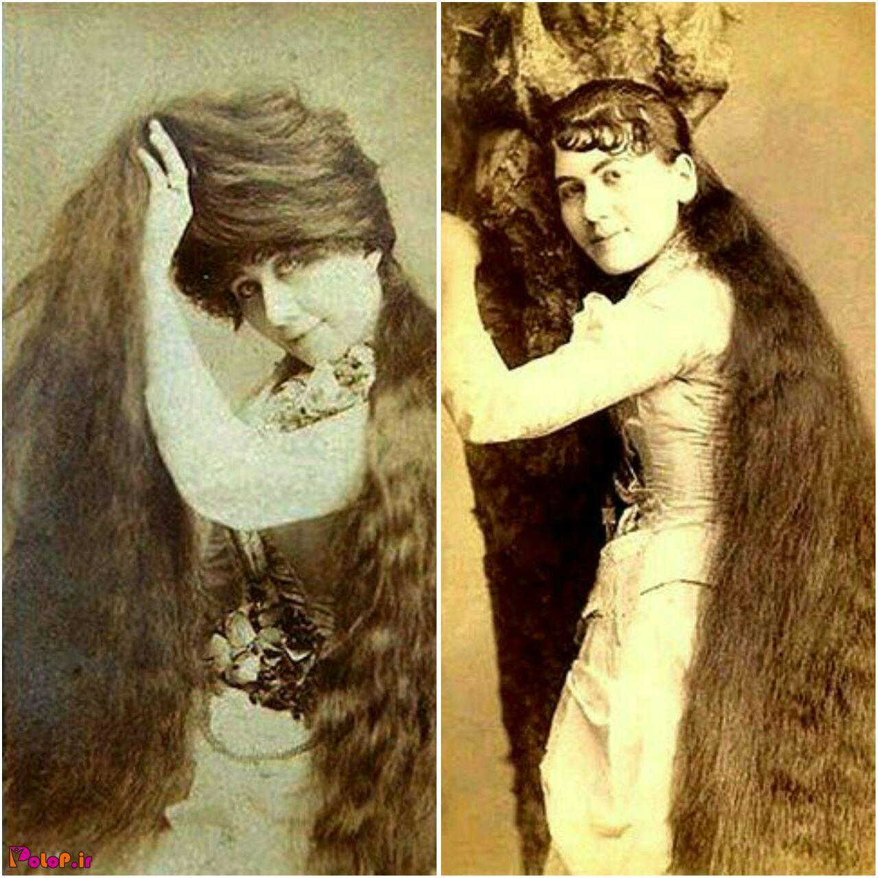 قرن نوزدهم روستاییان سراسر اروپا موهای
