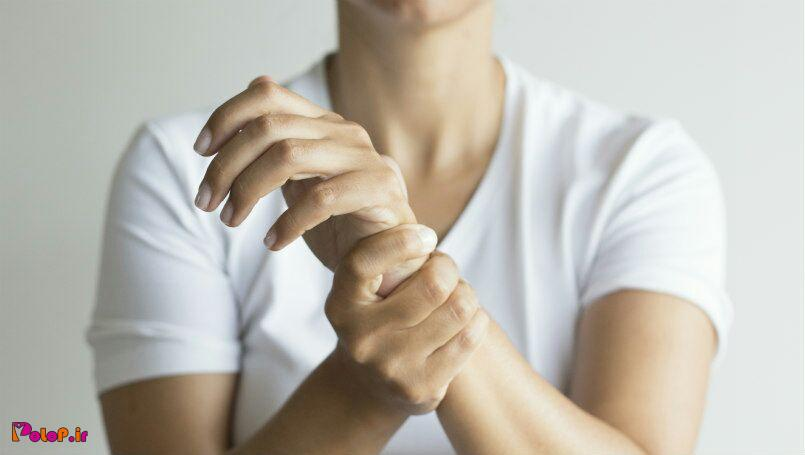اگر بازو یا دست شما خواب رفته