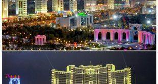 جالبه بدونیددر ترکمنستان آب برق گاز رایگان است.