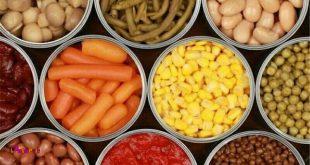غذاهای کنسروی و قوطی های پلاستیکی چه بلایی سر بدن ما می آورند.