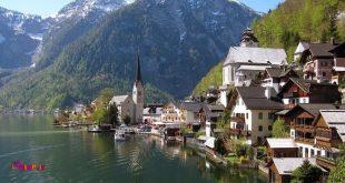 #اتریش دریاچهی هالستات