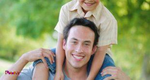 پدرهای عزيزصفات و ویژگیهای مردانه را با رفتارهای خود