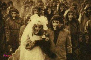 عجیب ترین تصویر عروسے درتاریخ