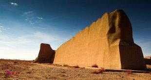 دیوار #بارو #دامغان