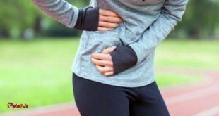 علت درد گرفتن پهلو هنگام دویدن
