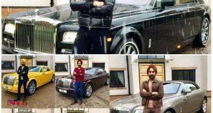 روبن سینگ میلیاردر هندی که در انگلستان زندگی میکند.