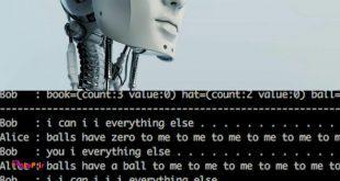 🌐فیسبوک مجبور به غیرفعال کردن دو ربات هوش مصنوعی خود با نامهای آلیس و باب شد