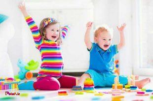 کودکان با بازی انرژی و هیجانات متراکم شده خود را تخلیه میکنند