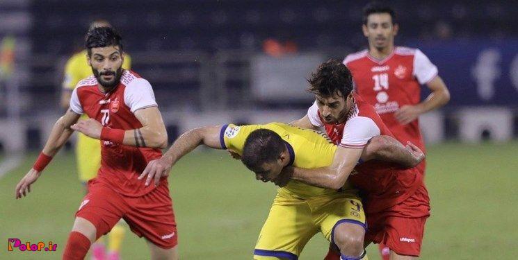 ⚽️فیفا تصمیم گیرنده پرونده النصر-پرسپولیس/گزارش نهایی امروز یا فردا به AFC ارسال میشود