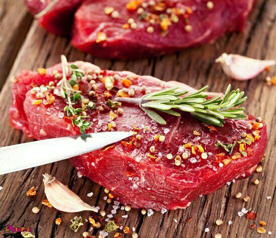 مصرف گوشت قرمز را محدود کنید.⚠️