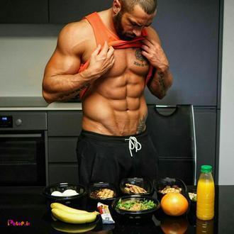 ❇️اگر فرد بدنساز به تغذیه خود اهمیتی ندهد هیچ پیشرفتی نخواهد داشت