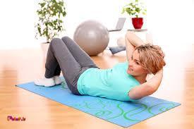 تمرین سرعتی و پشت سر هم هست برای افزایش #سوخت_ساز بدن و بالابردن ضربان قلب