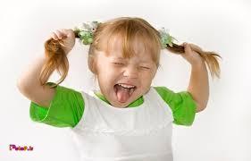 در بعضی موارد، کودکان درساعات پیش ازشام بدخلق میشوند.