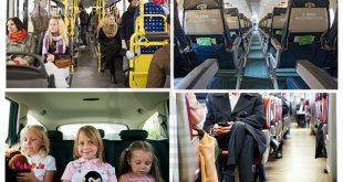 امن ترین صندلی وسایل نقلیه کجا است؟ 🤔