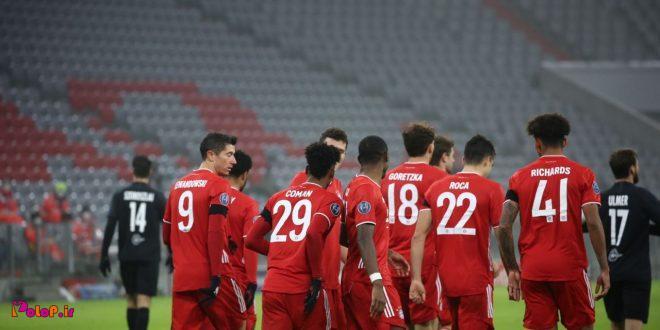 با پیروزی مقابل سالزبورگ بایرن مونیخ به رکورد 16 برد متوالی (15 بازی چمپیونزلیگ + 1 بازی سوپرکاپ اروپا) اتلتیکو مادرید در رقابت های اروپایی رسید.