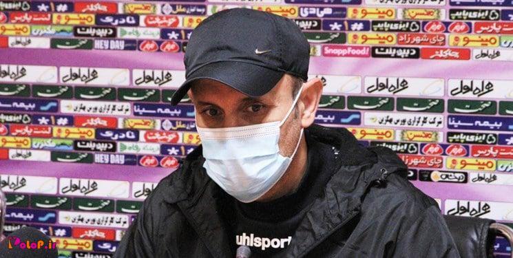 یحیی گلمحمدی پیش از بازی مقابل شهرخودرو: