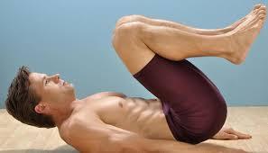 بهترین حرکت برای تقویت عضلات شکمی :