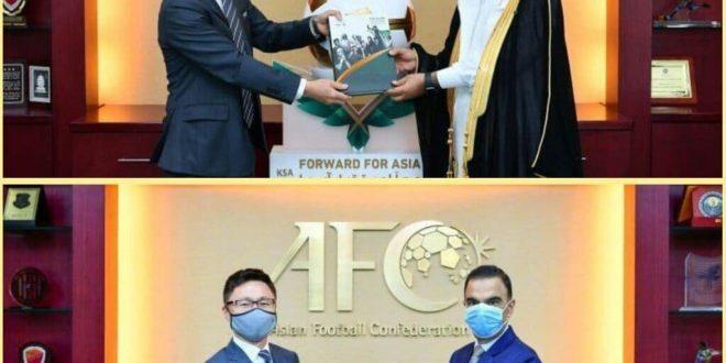 "♦️سایت کنفدراسیون فوتبال آسیا "" AFC"" خبر داد"