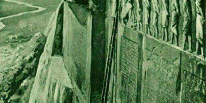 سِر هنری راولینسون نخستین رمزگشای خط میخی،
