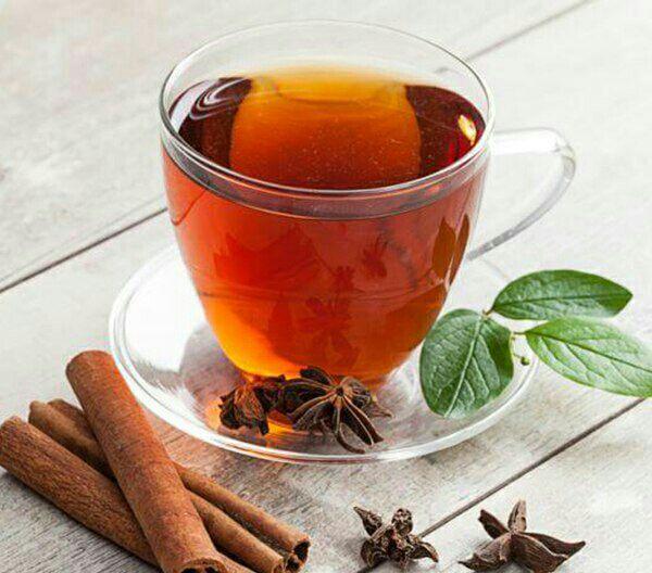 با یک فنجان آب جوش، دارچین و یک قاشق چای خوری عسل می توانید به سادگی جلوی هوستان به غذاهای شیرین در هنگام استرس را بگیرید.