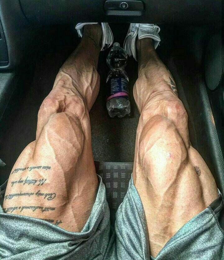 🔰برنامه حجمی عضلات پا🔰