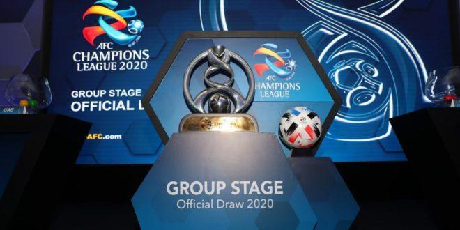 سلطان المهوس خبرنگار سعودی  قرعه کشی مرحله گروهی لیگ قهرمانان آسیا 2021 در ژانویه (دی ماه) برگزار میشه.