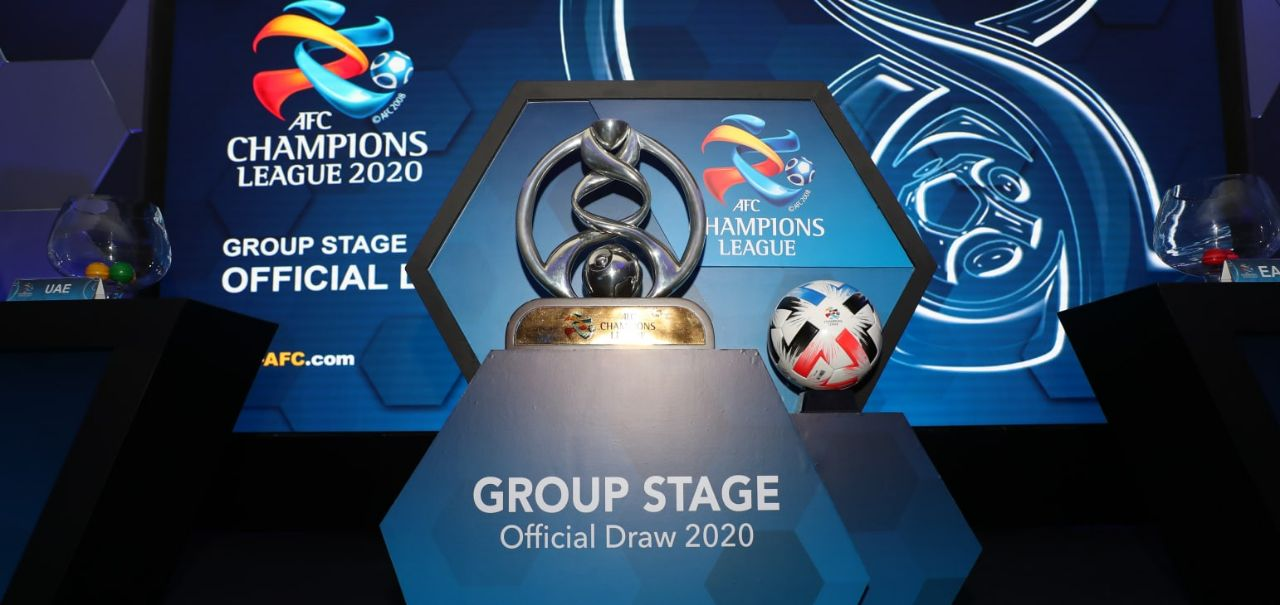سلطان المهوس خبرنگار سعودی| قرعه کشی مرحله گروهی لیگ قهرمانان آسیا 2021 در ژانویه (دی ماه) برگزار میشه.