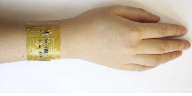 محققان پوست الکترونیکی ساختند