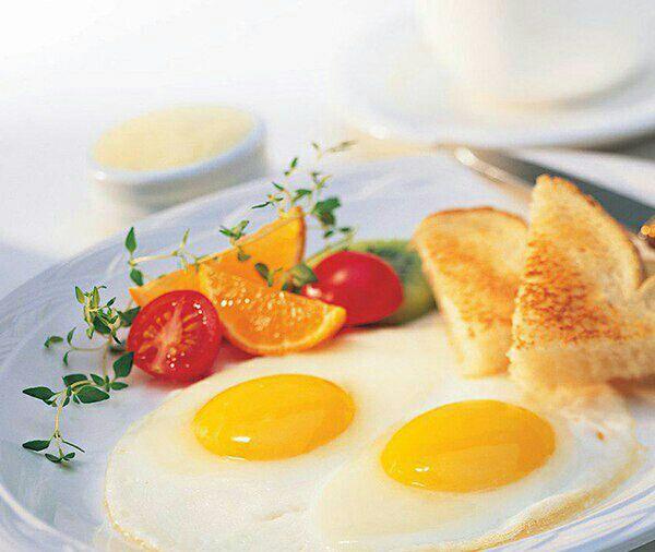 متابولیسم بدن صبحها، آهسته است