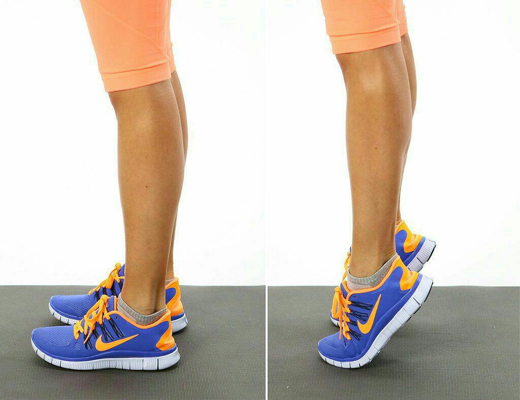 چجوری عضلات ساق پارو تقویت کنیم تا پا خوش فرم بشه؟