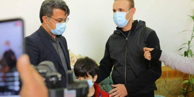یحیی گلمحمدی از فرصت ریکاوری و استراحت پرسپولیس استفاده کرده و