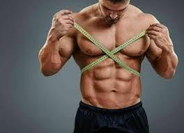 ❇️وقتی می خواهید عضلات خود را کات کنید: