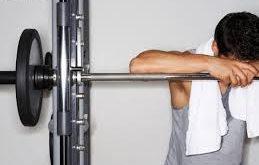 هرگز عضلات کوچک را قبل از عضلات بزرگ تمرین ندهید