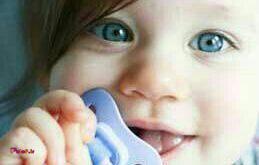 پستانک خطر ابتلا به عفونت گوش میانی را افزایش می دهد.