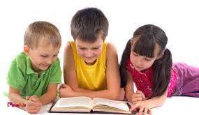 شبها برای کودکان کتاب بخوانید