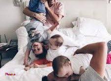 نوع بازیهايى كه مادرها با فرزندانشان انجام ميدهند، با بازیهايى كه معمولا پدرها انجام میدهند متفاوت است.