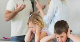 تاثیر روابط خانوادگی بر کودک
