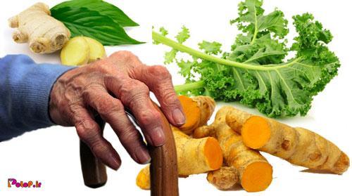 رژیم غذایی در درمان التهاب مفاصل
