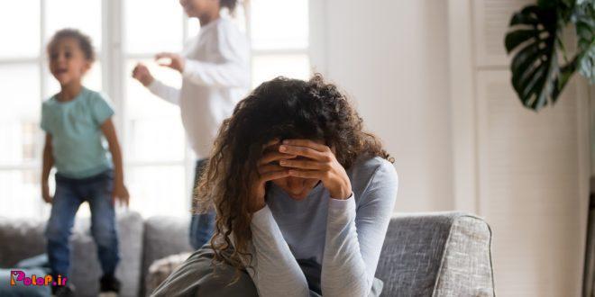 چرا من یک مادر عصبانی هستم؟