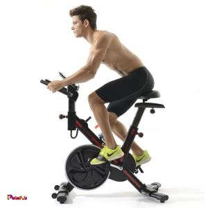 تمرینات با دوچرخه ثابت