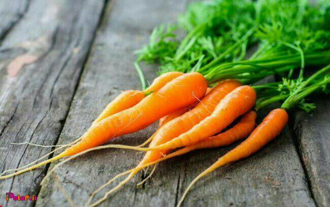 با هویج هم چاق شوید هم لاغر