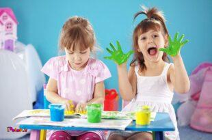 خلاقیت از نظر بازی و کار کودک، کار بسیار پر ریخت و پاشی است