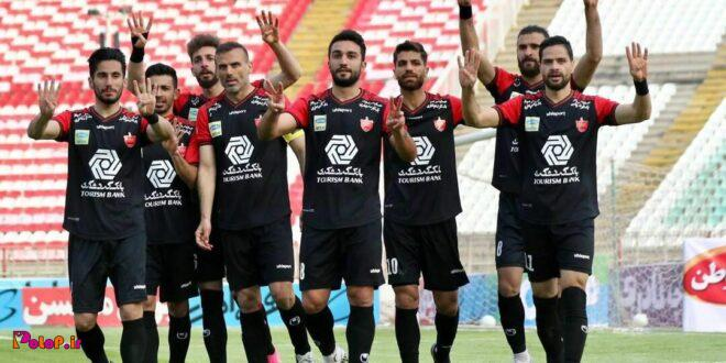 پرسپولیس در تیم ملی از سپاهان جلو زد.