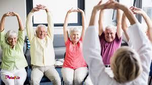 تأثیر ایروبیک در تقویت مغز سالمندان: