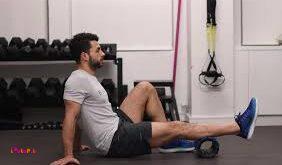 انجام تمرینات ساق پا