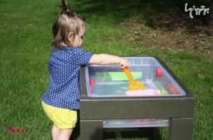 در اوقات فراغت با کودکانمان بازی کنیم.
