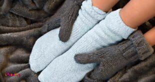 اگر دست ها وپاهای شما همواره سردهستند ممکن است با مشکل سطح پایین آهن دربدنتان مواجه باشید !